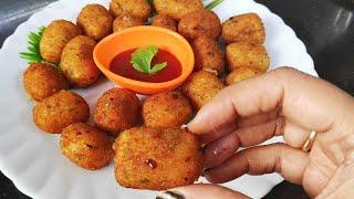 Crispy Chilli Garlic Potato Bites | Potato nugget | Potato snacks | nashta | Aloo recipes