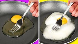 30 ULTIMATE FOOD HACKS