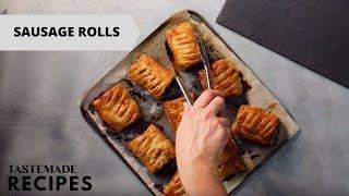 Try Something New For Breakfast, Make These Classic Sausage Rolls!
