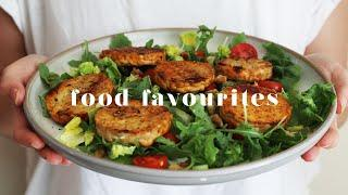 FAVOURITE FOODS I ATE THIS WEEK AS A VEGAN