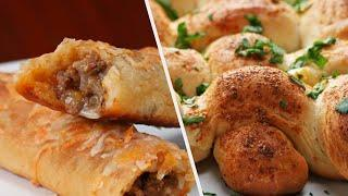 5 Mouth-Watering Breadstick Recipes You Need In Life •Tasty