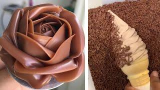 10 Tasty Desserts Recipes To Make With Friends - Delicious Chocolate Cakes Hacks Ideas