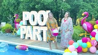 Throw An Epic POOL PARTY!!