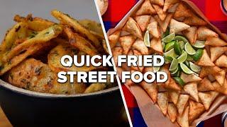 Quick Fried Street Food • Tasty Recipes