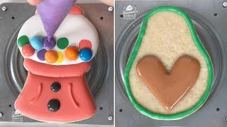 Amazing Cookies Decorating Tutorials In The World | So Yummy Cookies Recipes