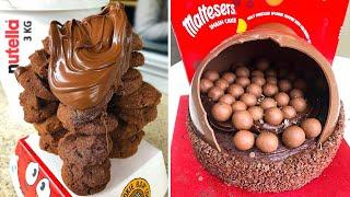 Yummy DIY Chocolate Recipe Ideas | Quick and Easy Chocolate Cake Recipes #2