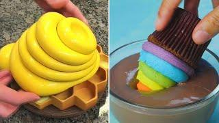 Satisfying Chocolate Cake Compilation | Yummy Desserts Compilation