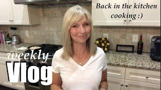 Weekly VLOG * Sharing 2 RECIPES * Stitch Fix- Shop Your Look * CHIT CHAT * Giveaway