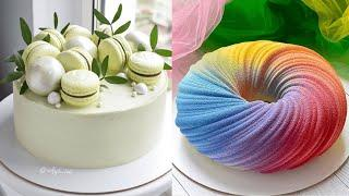Awesome Cake Decorating Ideas for Party  Easy Chocolate Cake Recipes  Perfect Cake Decorating #109