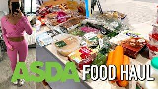 ASDA HEALTHY FOOD SHOP ON A BUDGET || UNDER £40 || HEALTHY MEAL IDEAS