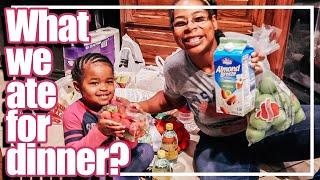 Mom Life Meal Prep // What we ate for dinner