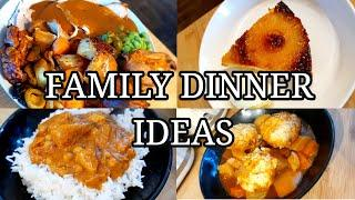 WEEK OF FAMILY DINNER IDEAS ~ COOK WITH ME ~ #76