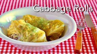 Basic Cabbage Rolls (Japanese Home Cooking Recipe) | OCHIKERON | Create Eat Happy :)