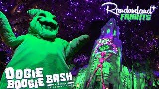 Oogie Boogie Bash! Disney's NEW Halloween Party at DCA!