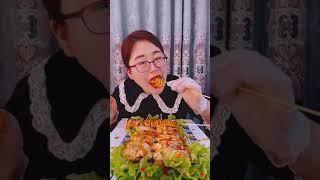 Seafood mukbang ASMR | Chinese Food ASMR | ASMR  Show Eating by #VshareKH [#19]