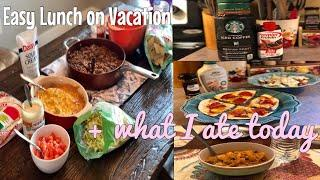 Easy Lunch for a Crowd + What I Ate in a Day!