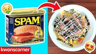 Turning Nasty Canned Foods Into Delicious Korean Cuisine | Quarantine Food Hacks