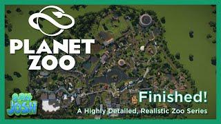 Planet Zoo - Highly Detailed Realistic Zoo |25|