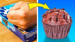28 SIMPLE AND COOL COOKING LIFE HACKS