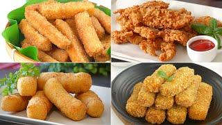 4 Easy Finger recipes for Ramadan by Tiffin Box | Chicken Finger,Egg finger,Fish finger,Iftar Recipe