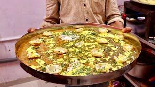 Egg BAHUBALI THALI | BIGGEST Egg dish in INDIA ~ loaded with 45 EGGS Recipe | INDIAN STREET FOOD