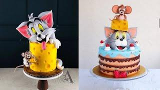 Awesome Cake Decorating Ideas for Party  Easy Chocolate Cake Recipes  Perfect Cake Decorating #69