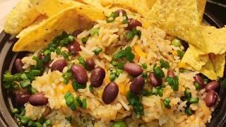 Mexican Rice Recipe|Easy One Pot Meal|How To Make Mexican Rice|#STAYHOME|#WITHME|#QUARANTINECOOKING|