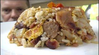 Breakfast Fried Rice Recipe - Greg's Kitchen