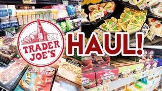 TRADER JOES HAUL + SHOP WITH ME
