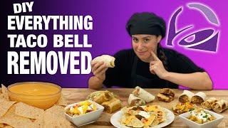DIY EVERYTHING Taco Bell