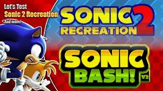 Sonic 2 Recreation and more - But does it work on Real Hardware?