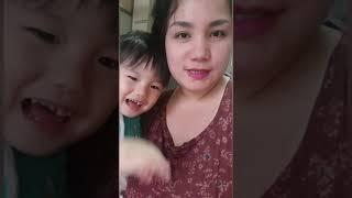 A day in a life (Quarantine mode) : Mama cooks with a Toddler (Team bahay)