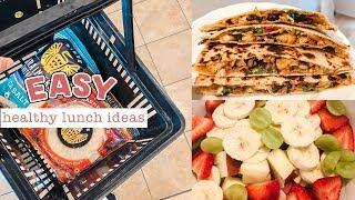 Healthy Back to School Lunches and Snacks | Easy Recipes