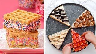 Easy Dessert Recipes | 10 Awesome DIY Homemade Recipe For A Weekend Party!