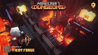 Minecraft Dungeons - Raze the Fiery Forge to Ruins (Xbox One Gameplay)