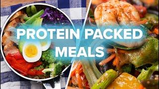 5 Protein Packed Meals To Make You Healthier