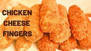 Chicken Cheese Fingers Recipe || Snacks Recipe