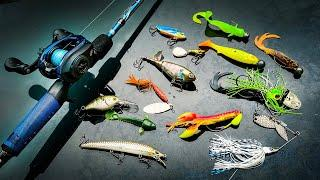 12 Lure Types for PERCH FISHING