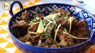 Special Mutton Dhaba Karahi Recipe By Food Fusion (Bakra Eid Special)