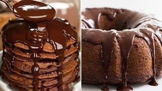 Yummy and Easy Chocolate Cakes and Desserts Techniques You Must Try | So Yummy Recipes