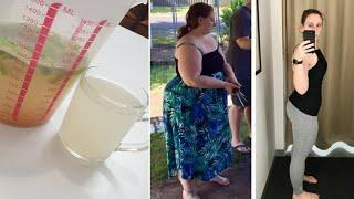 Secret military drink in 7 days to lose 15 kilos / 10 cm of stomach size