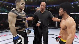 Bruce Lee vs. Living Dead (EA Sports UFC 2)