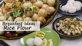 Best Breakfast Ideas With Rice Flour Four Types -  Breakfast Recipes For Everyday Cooking By Vahchef