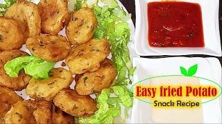 Easy Tasty Potato Snacks Recipes I Potato Fry I Food Recipe