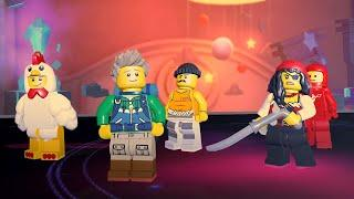 LEGO Legacy Heroes Unboxed #1 Free Android Gameplay