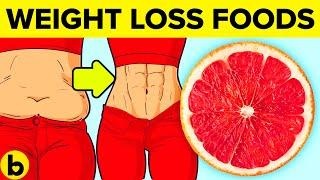 10 Foods To Eat On A Weight Loss Diet