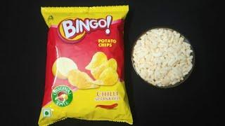 1 Minute Easy & Tasty Evening Snacks With Bingo & Murmura Recipe | Simple &  Quick Bingo new snack
