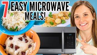 7 of the EASIEST Microwave Recipes | Tasty Mug Meals & Desserts | Julia Pacheco