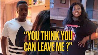 CRAZY BABY MAMA Episode 1 - I'm Here To Stay.