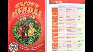 Oxford Heroes 2 Student's book with Class Audio, CD - Unit 8 - 12